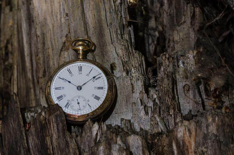 It is All About the Passage of Time. It is All About the Relentless Passage of Time stock image