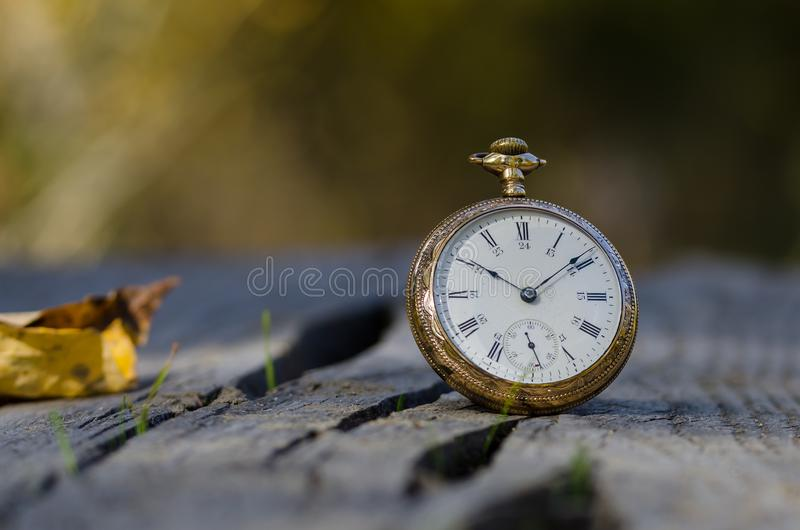 It is All About the Passage of Time. It is All About the Relentless Passage of Time royalty free stock photo