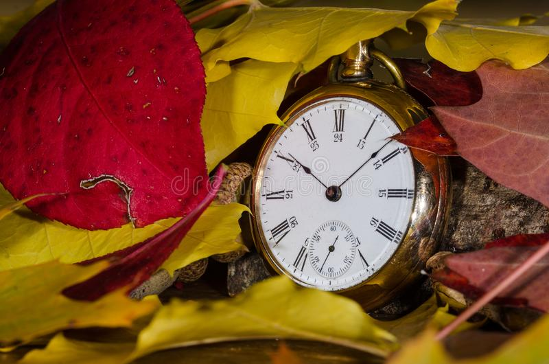 It is All About the Passage of Time. It is All About the Relentless Passage of Time stock images