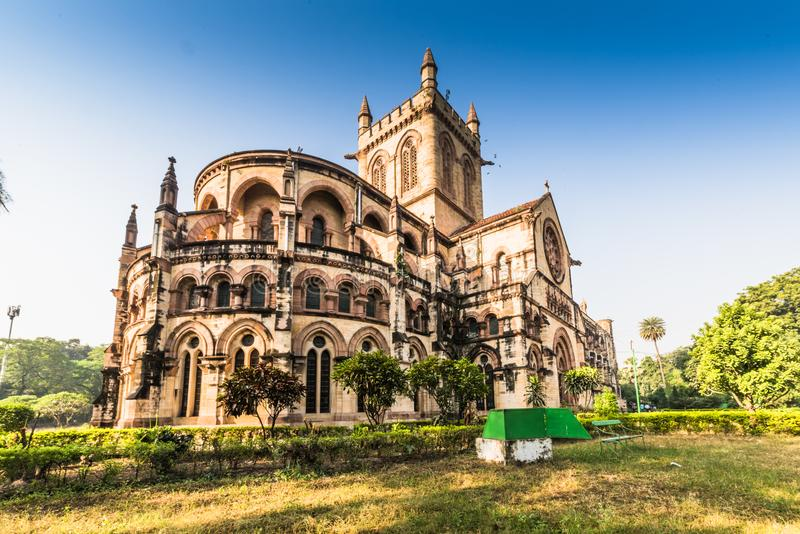 All Saints cathedral. Patthar Girja allahabad india