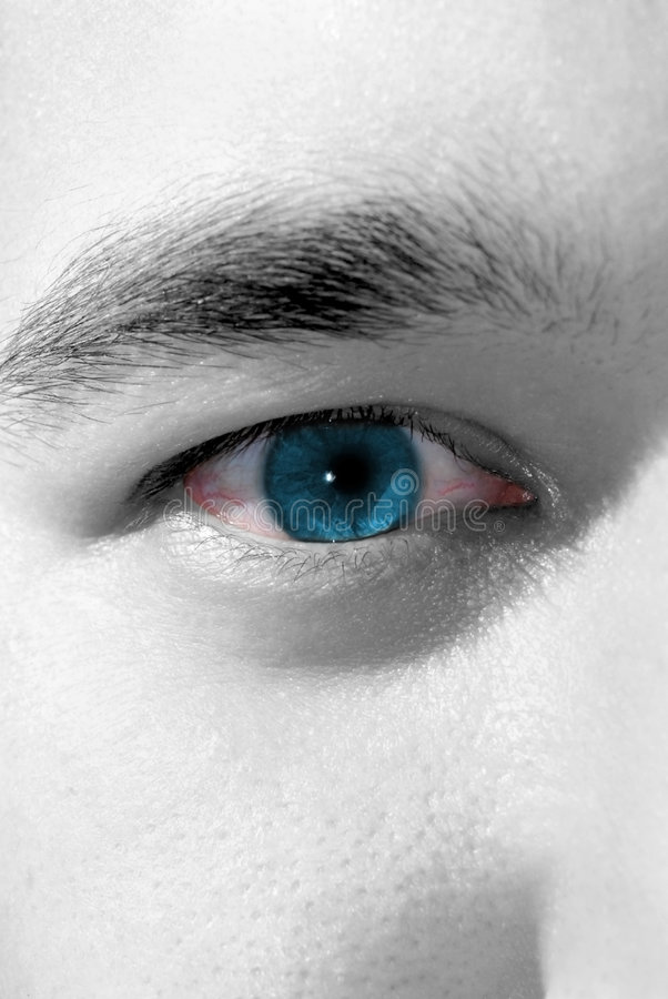 Download All-seeing eye stock photo. Image of expectations, abstract - 9281842