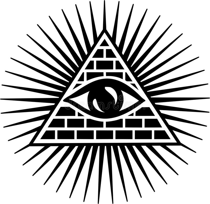 Free All Seeing Eye - Eye Of Providence Stock Image - 29724601