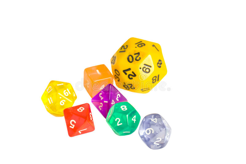 Download All-shapes dice stock photo. Image of choice, loss, shape - 24339184