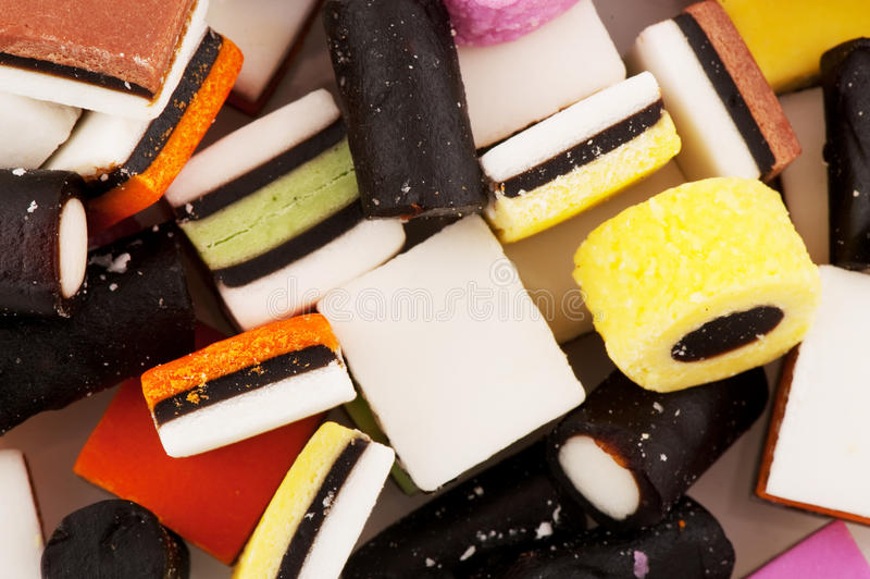 Download All sort licorice stock photo. Image of background, white - 15102634