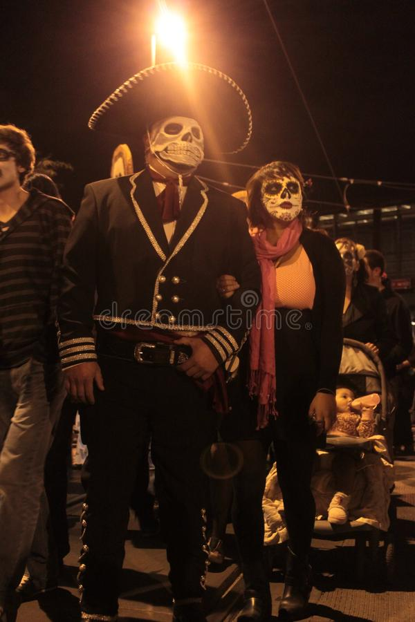 All souls procession 7677 stock photos