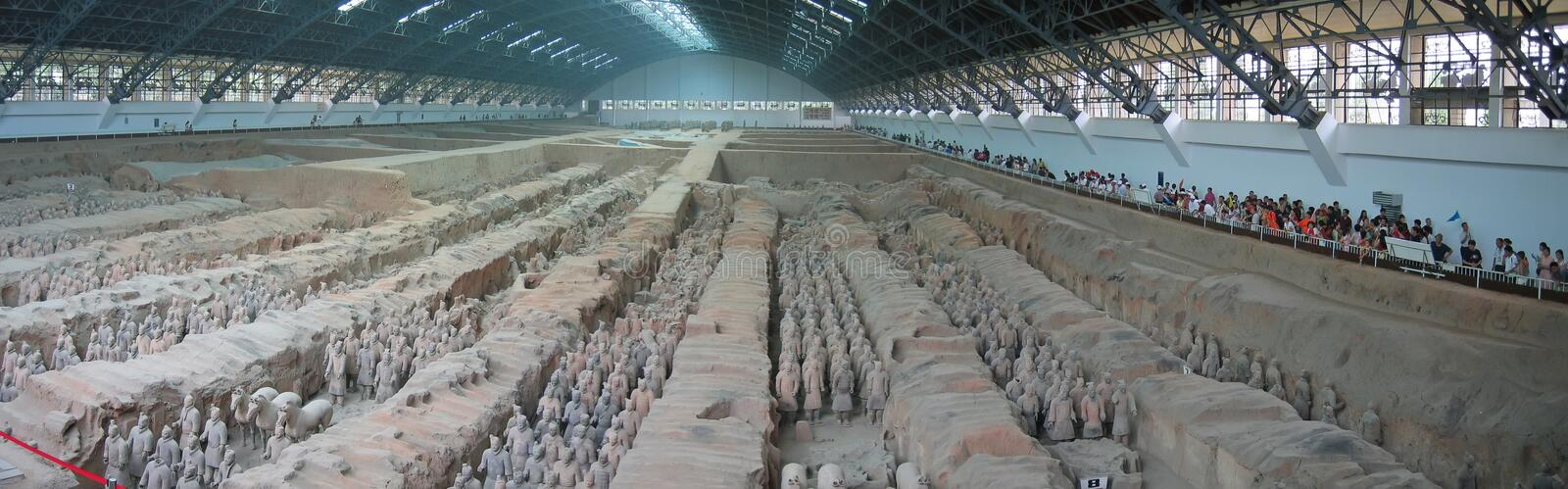 Download All The Terracotta Warriors Stock Image - Image: 2245995