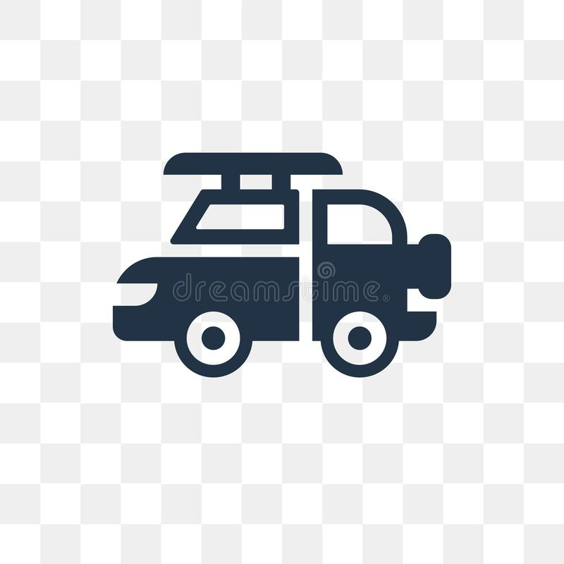 All terrain vector icon isolated on transparent background, All royalty free illustration