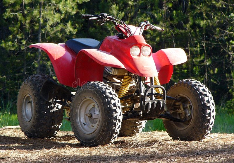 All Terrain Vehicle royalty free stock photography