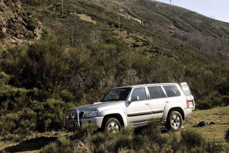 All-terrain vehicle in France stock photos