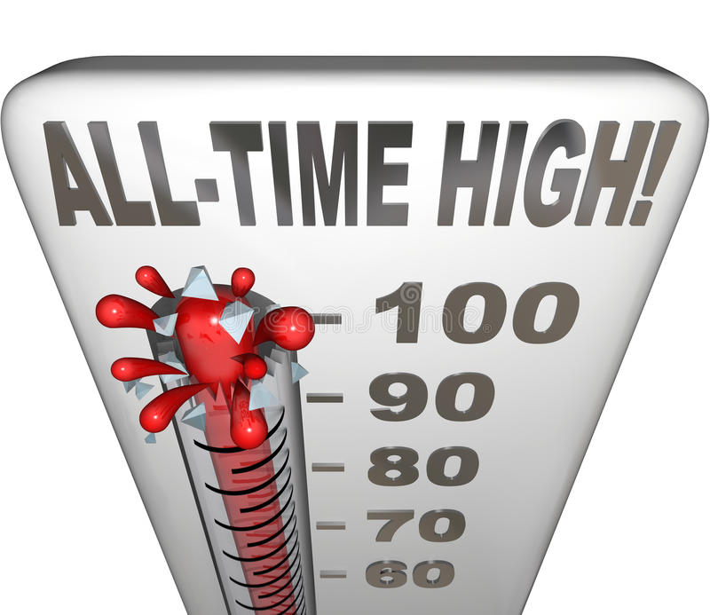 Download All Time Hit Mp3 Songs Of Kishore Kumar Asha: All-Time High Record Breaker Thermometer Hot Heat Score