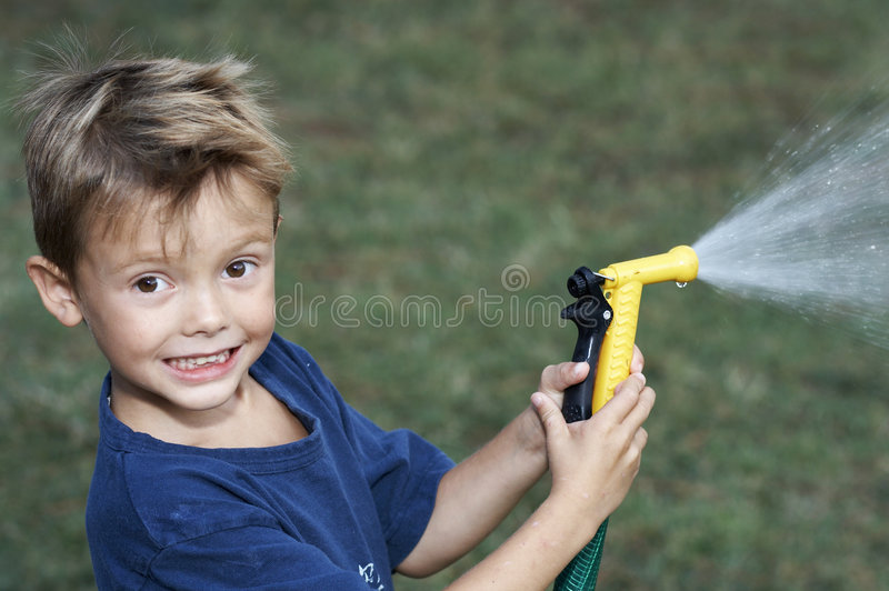 Download All wet stock image. Image of casual, caucasian, cute - 2830305