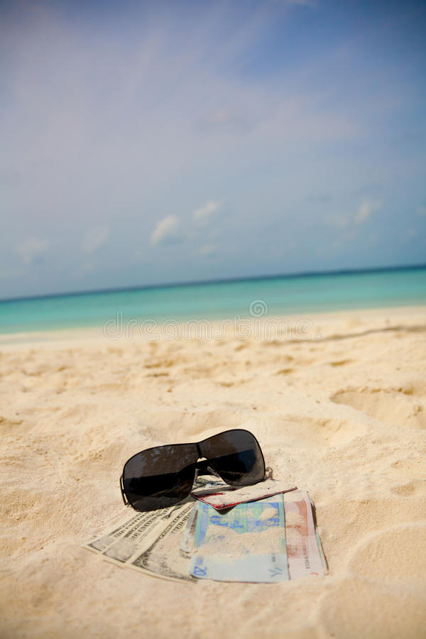 Download All You Actually Need To Take On Holiday Stock Photo - Image: 21434384