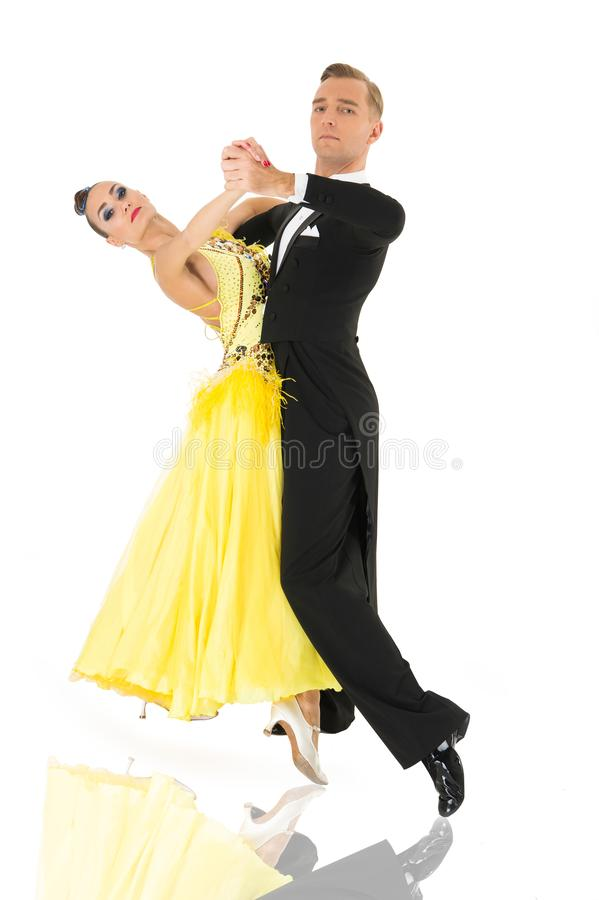 alla några objekt för illustrationen för balsaldansareelement individuella skalar formattexturer till vektorn Par för balsaldans  royaltyfri bild