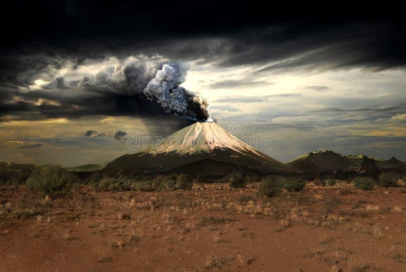 alla naturliga over fenomen för jordklot arkivbilder