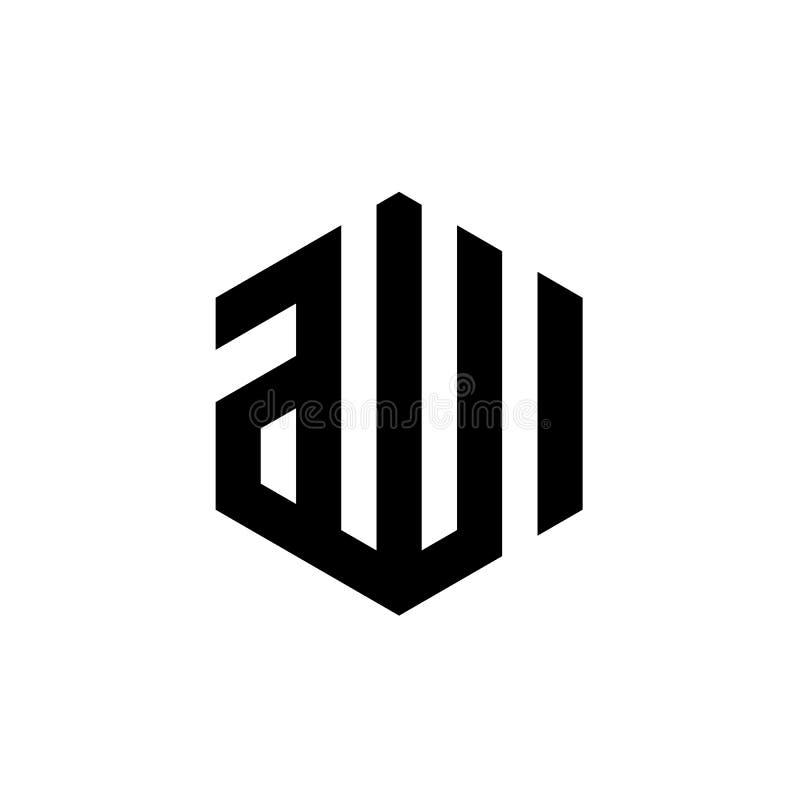 Allah God van Islam, Islamitische Kalligrafie vector illustratie