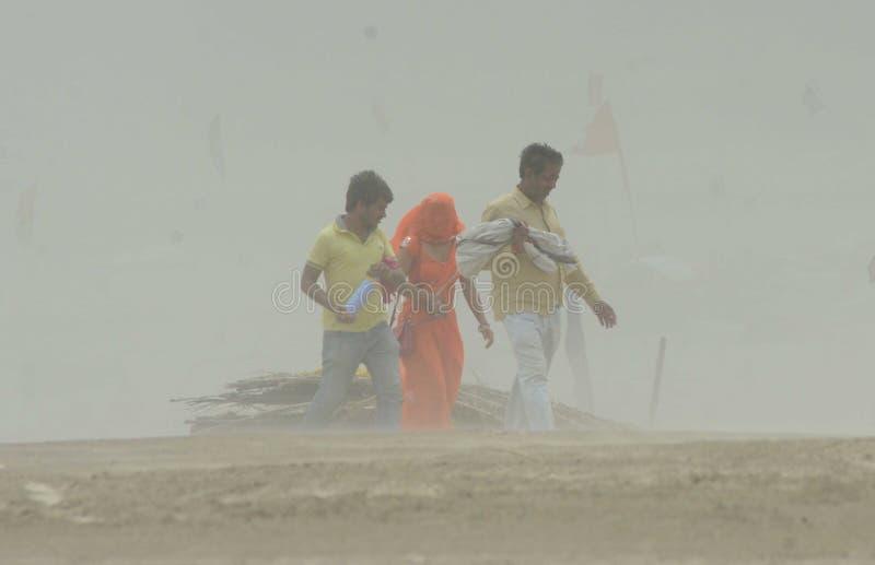 Allahabad: Kumar verma Prabhat lizenzfreies stockfoto