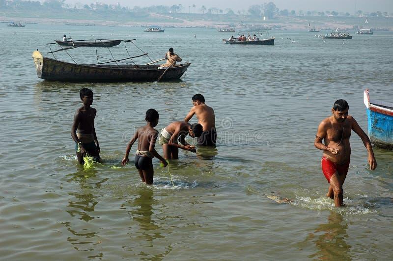 Allahabad Sangam Editorial Photo