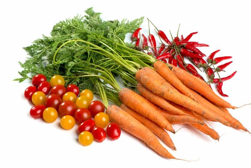 Alle Arten Gemüse lizenzfreies stockbild