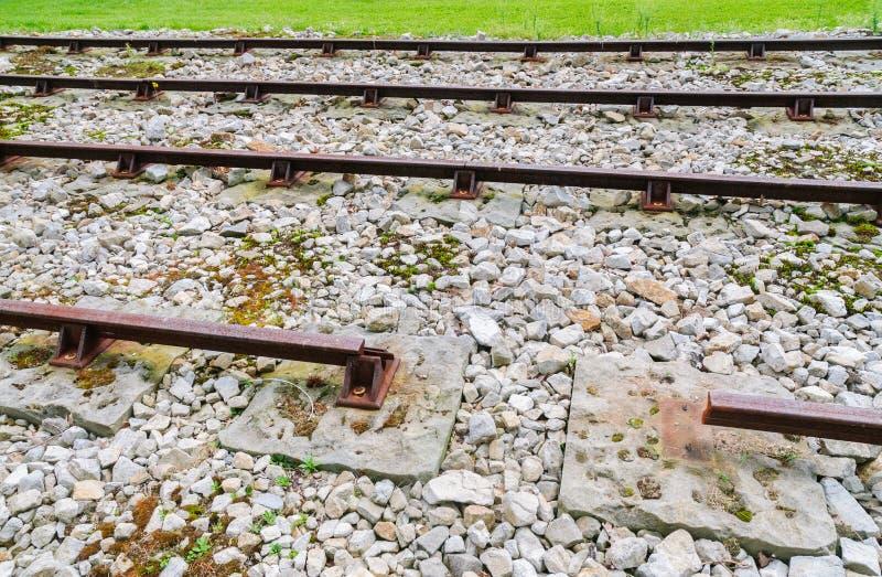 Allegheny Portage linii kolejowej Krajowy Historyczny miejsce obraz stock