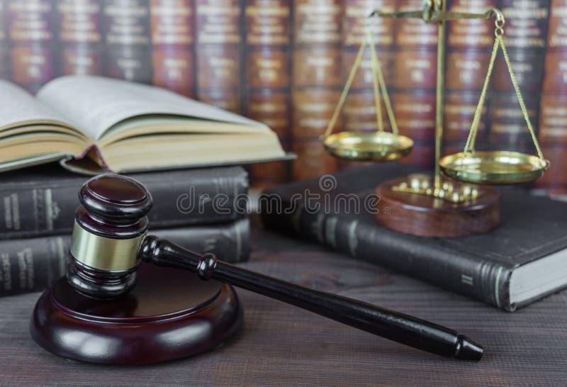 Allegoria di giustizia fotografia stock