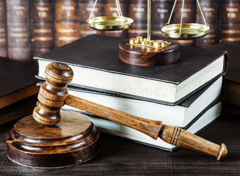 Allegoria di giustizia immagini stock libere da diritti