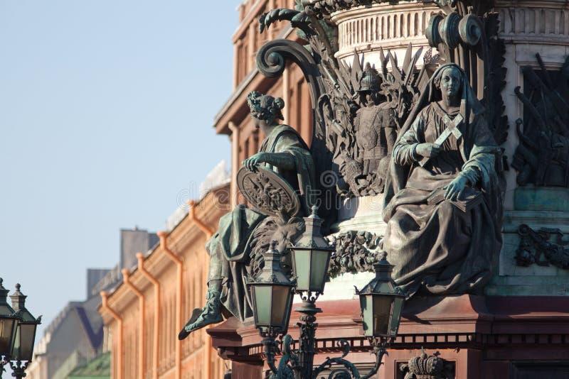 Allegorie van geloof en kracht royalty-vrije stock afbeeldingen