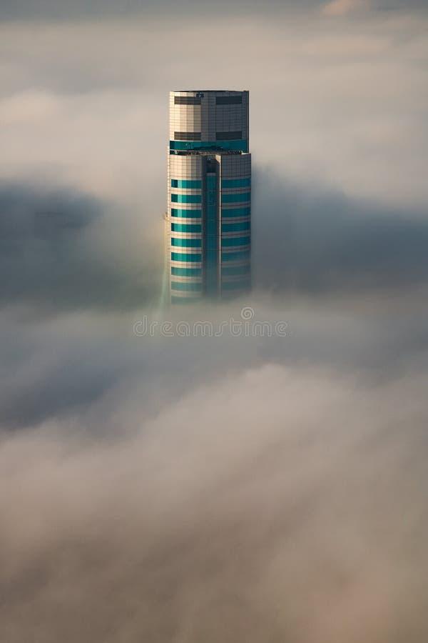 Alleine im Himmel lizenzfreie stockfotografie