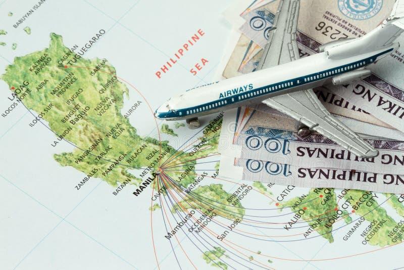 Allen over Manilla royalty-vrije stock fotografie