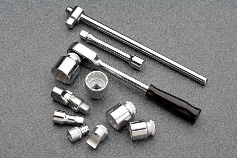 Allen-sleutels stock foto's