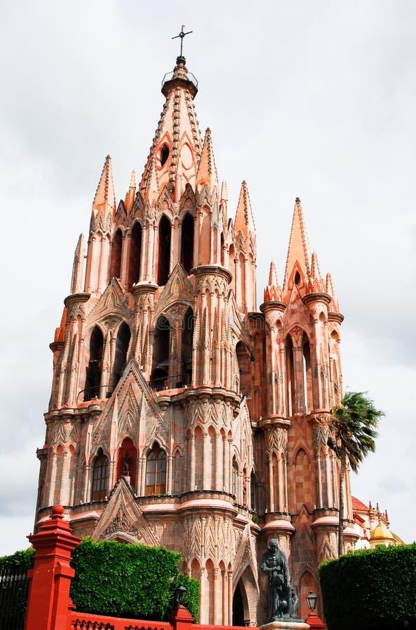 allende church de michael Miguel SAN ST στοκ εικόνα με δικαίωμα ελεύθερης χρήσης