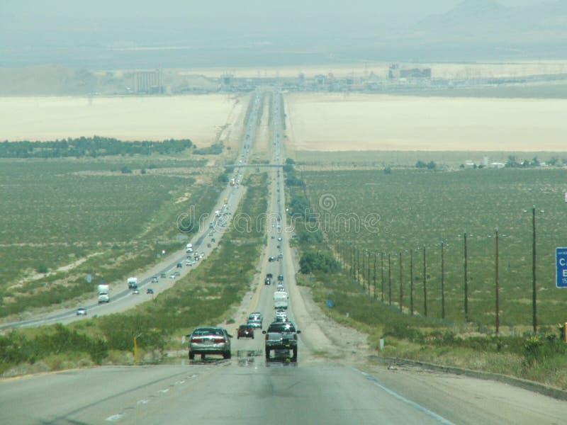 Aller à la La Vegas images stock