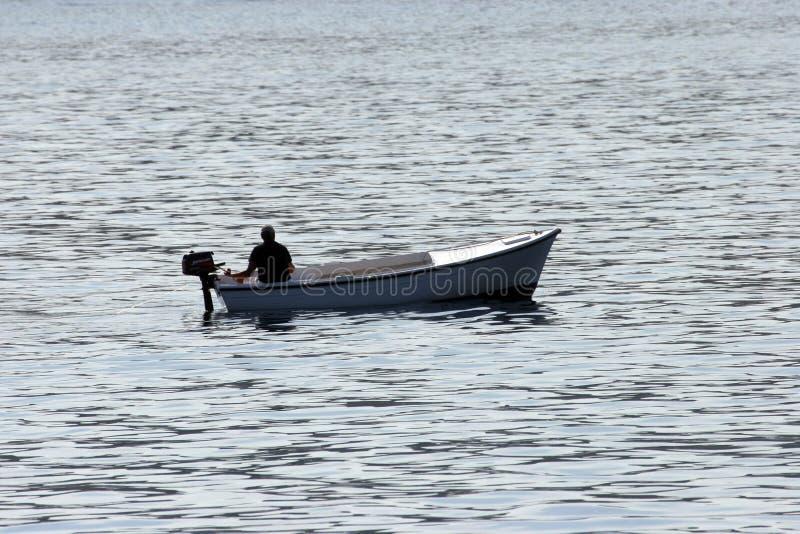Aller pêcher photographie stock libre de droits