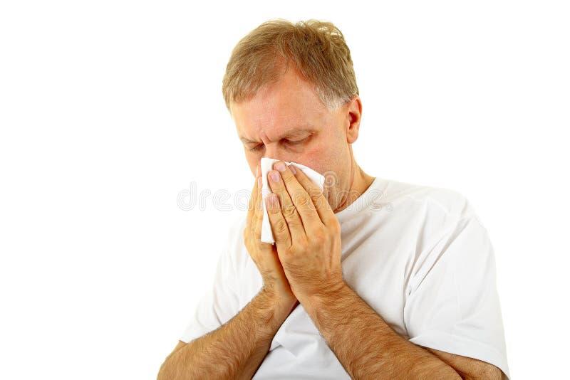 Allergie stockfoto