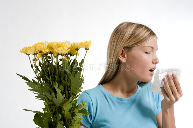 Download Allergy stock photo. Image of human, adults, cute, irritation - 12432310