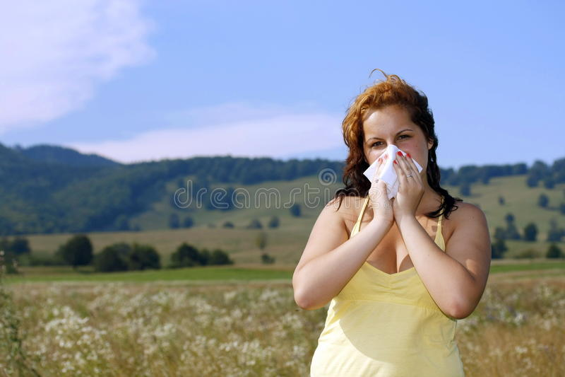 Download Allergy stock photo. Image of antihistamine, outdoor - 15205924