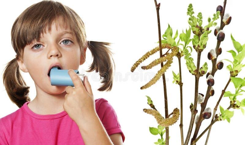 Allergy stock image