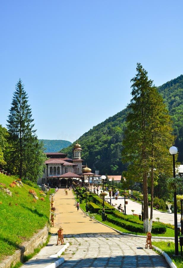 Slanic Moldova royalty free stock image