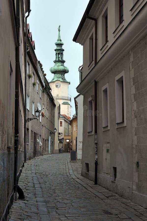 Alley to Michalska brana