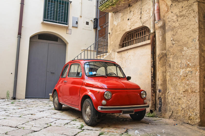 Alleyway. Altamura. Puglia. Italy. Alleyway of Altamura. Puglia. Italy stock photo