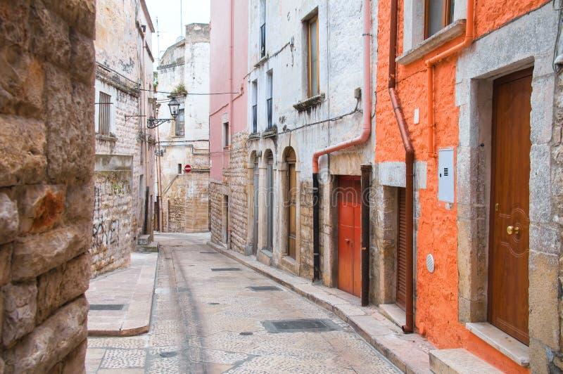 alleyway andria Puglia Italy fotos de stock