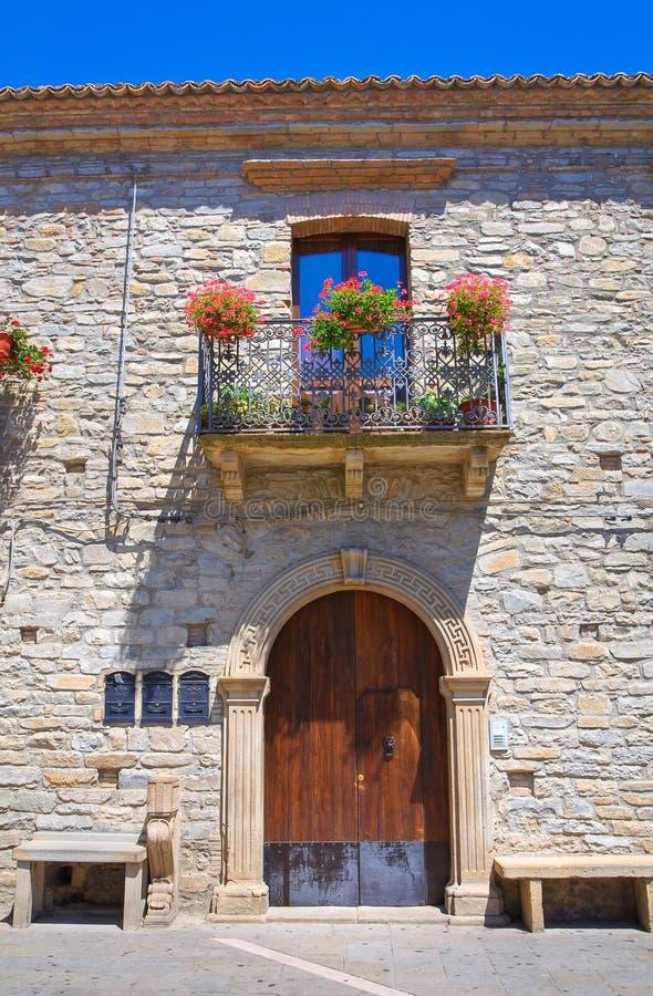 Download Alleyway Guardia Perticara Basilicata Italia Foto de archivo - Imagen de histórico, arquitectónico: 44858210