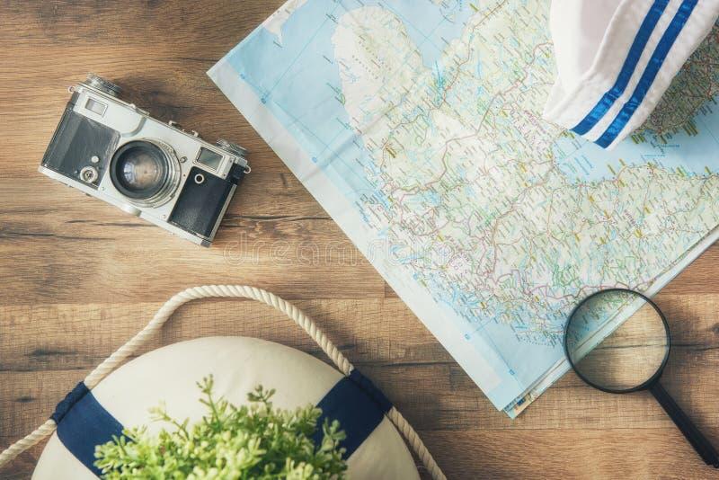 Allez sur une aventure ! image libre de droits