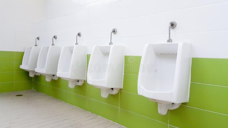 Allgemeine Toilette stockfoto