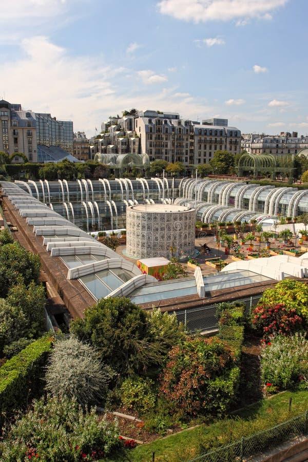 Allgemeiner Garten in Paris lizenzfreie stockfotografie