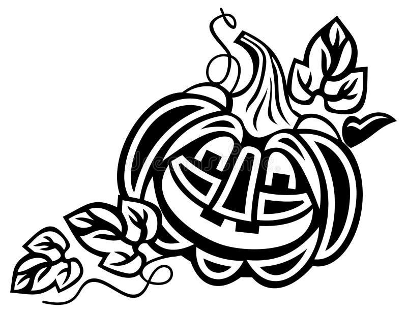 AllhelgonaaftongarneringStålar-nolla-lykta kontur royaltyfri illustrationer