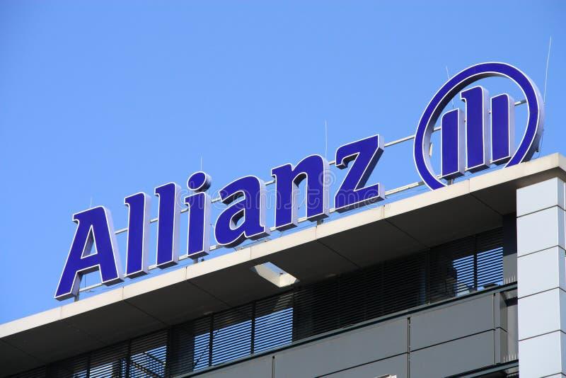 Allianz fotografía de archivo libre de regalías