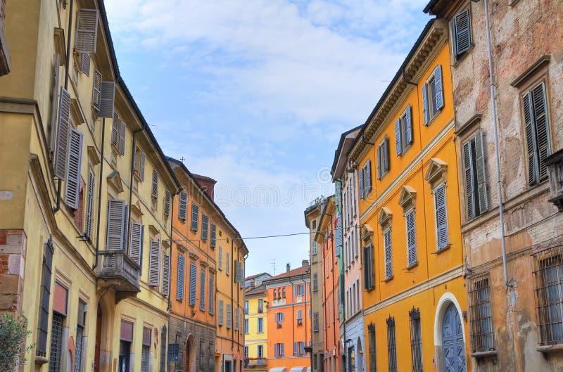 allier Пьяченца Эмилия-Романья Италия стоковые изображения rf