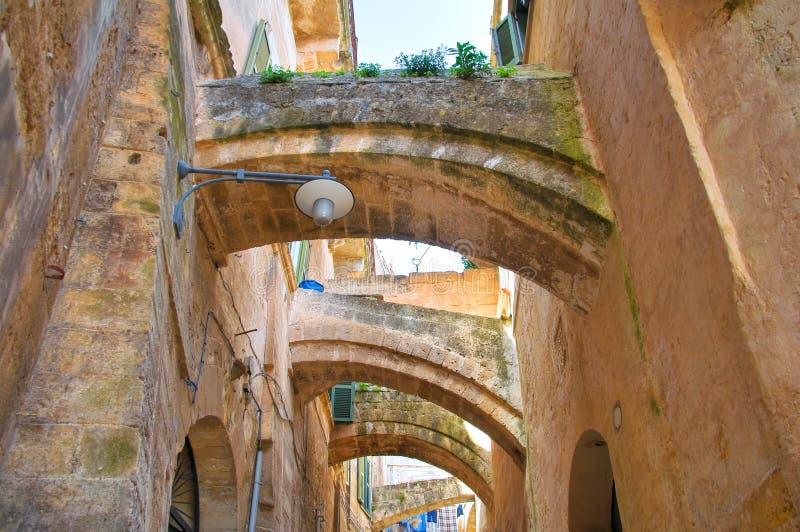 allier Sassi Matera Базиликата Италия стоковые изображения