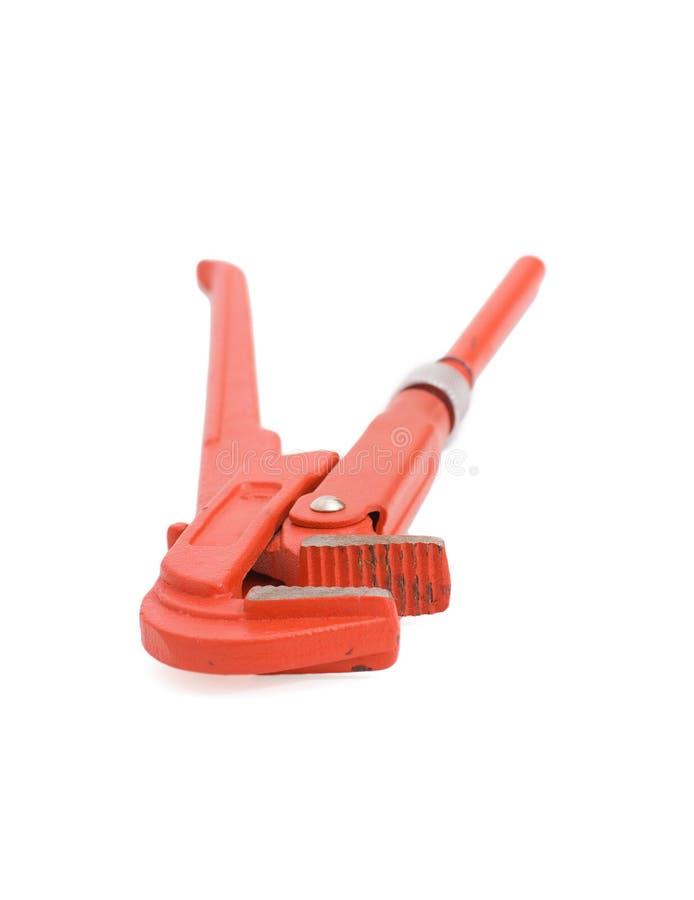 Download Alligator wrench stock image. Image of over, alligator - 12066763
