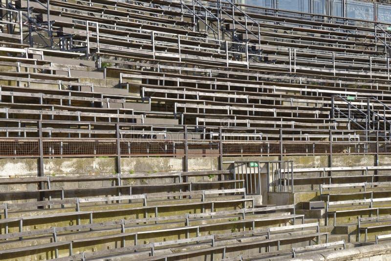 Allocation des places d'arène photos libres de droits